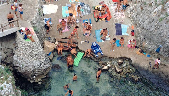 A nostalgia for the Italian summer - Scenario A visual journey by Camilla Glorioso