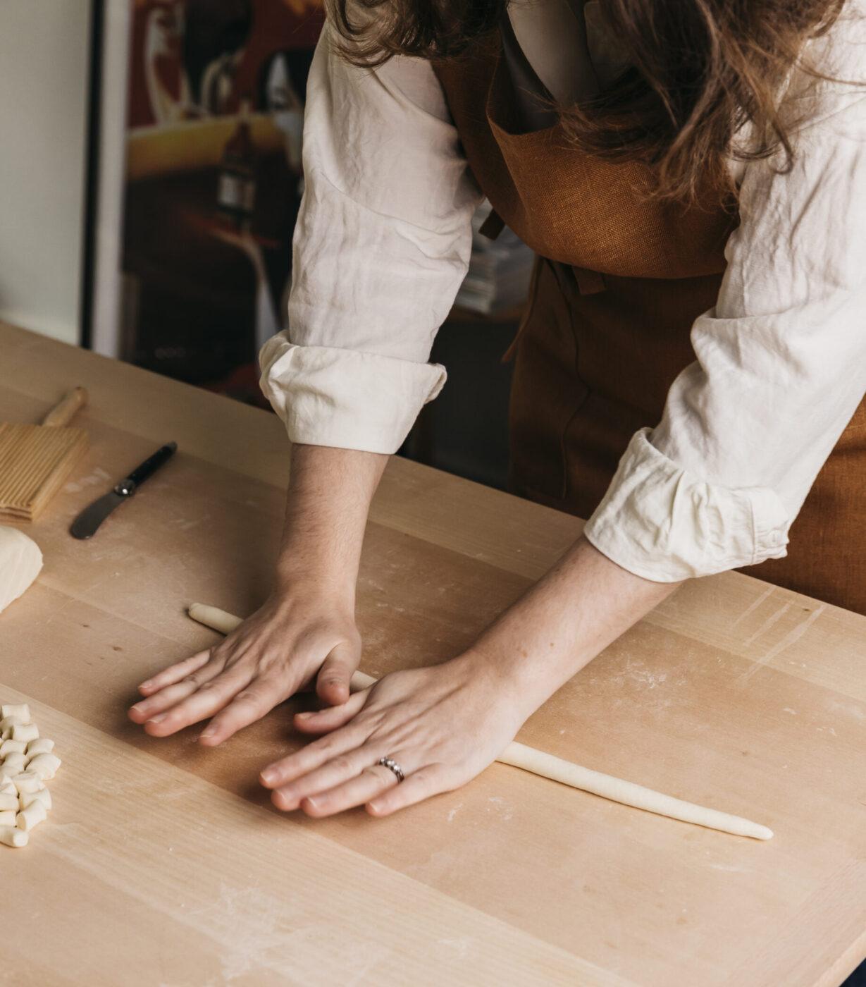 The Joy of Making Cavatelli