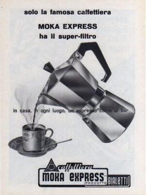 The Italian Cook Survival Kit - Moka Pot