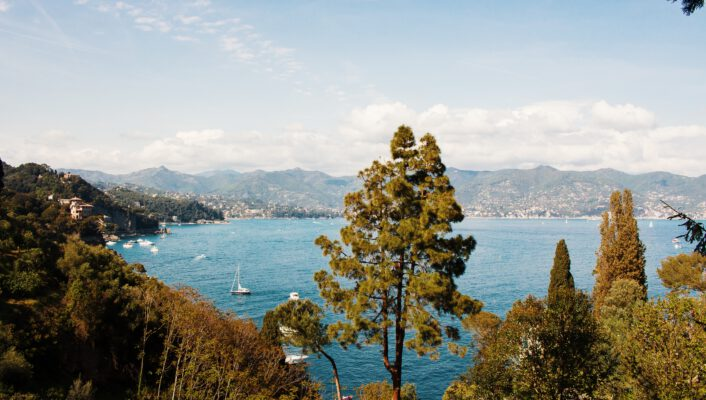 Experience Liguria - enjoy what should from now on be known as 'a Ligurian minute.'