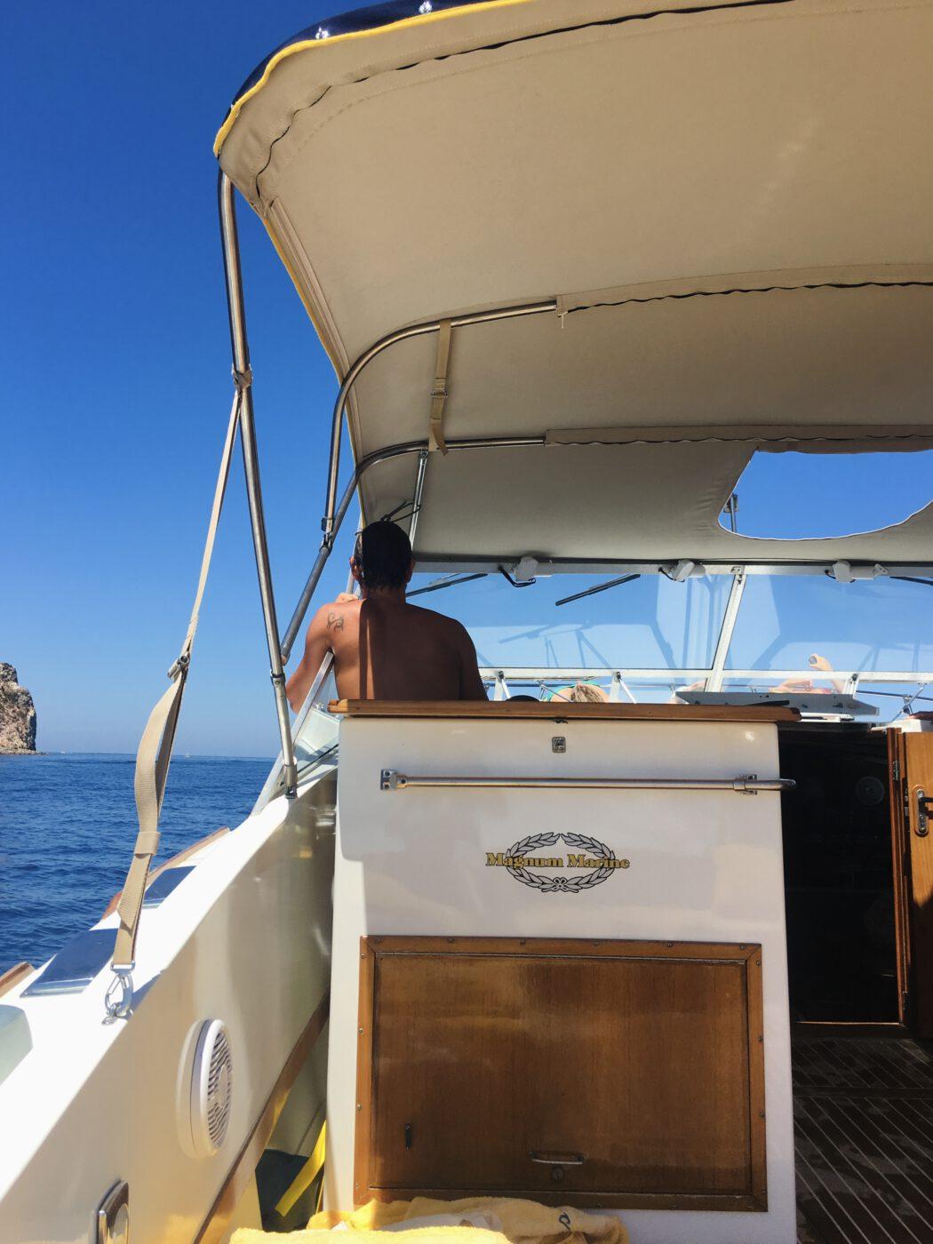 Magnum Boat