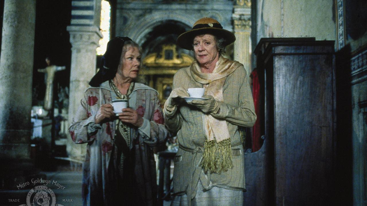 Un tè con Mussolini- Franco Zeffirelli